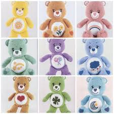 Crochet Bear Pattern Stunning Teddy Bear Crochet Pattern Best Collection The WHOot