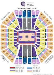 Kings Arena Seating Chart Sac Kings Seating Chart Related Keywords Suggestions Sac