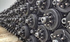 torsion utility trailer axles what s the big deal