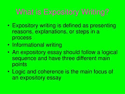how to write papers about what is expository essay mean this essay is not meant to give a completely overt argument though some points of view might be giving out details of the perception and feelings of the