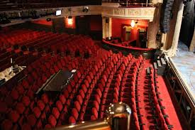 Ed Mirvish Theatre Seating Chart Ed Mirvish Theatre Seating Ed Mirvish Theatre Downtown