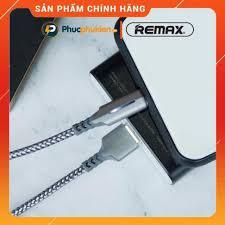 Cáp sạc iPhone tự ngắt khi đầy pin chính hãng Remax 123i có đèn led báo sạc  thông minh .