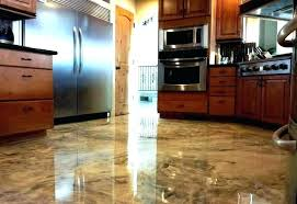 poured flooring flooring kitchen poured ideas house design poured rubber flooring cost