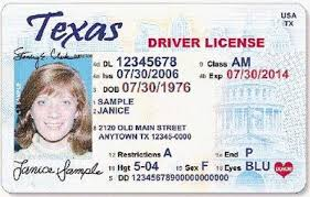 - Drivers Texas Chronicle License Houston Gets Makeover
