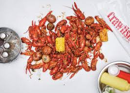 0317 large crawfish boil corn potatoes innjme