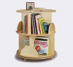 2 level carousel book case 2 level carousel feature makes it easy for kids to browse dimensions 22in w x 32in h x 22in d item tcwb0502