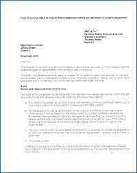 Internal Audit Cover Letter Sample Bank Confirmation