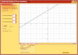 exploring graphs of linear equations ql 1311