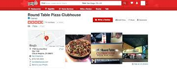0 replies retweets likes round table pizza citrus heights ca photo of round table pizza clubhouse citrus heights