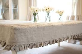 16 Best Images About Table Skirt On Pinterest Shabby Ruffled Tablecloth And  Tablecloths Burlap Tablecloth Decoration