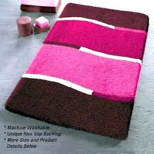 dark pink rug pink bathroom rugs 5 piece black bathroom rug set pink bath rugs and