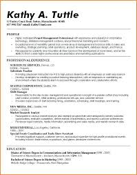 Example Student Resume Unique Sample Resume For College Student Applying For Internship As Well As