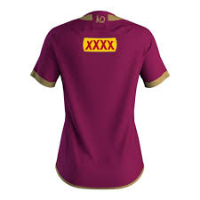 Queensland Maroons 2018 Jersey - Ladies ...