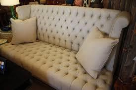 Custom High Back Deep Diamond Tufted Sofa! by yours truly \u003c3 ...