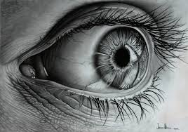 eyes drawings captivating hyperrealistic pencil drawings of glistening eyes