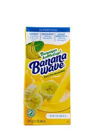 Banana Wave Banana Milk 32 Oz Us B01n0q7kve 866491000017