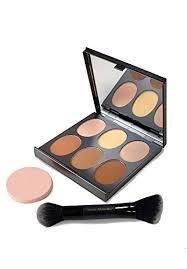 magic minerals contour makeup palette plete contour kit by jerome alexander