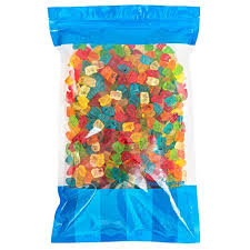 Wholesale Bulk Candy For Vending Machines Fascinating Bulk Gummy Bears 48 Lbs Resealable Bomber Bag Great For Candy