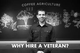 why hire a veteran why hire a veteran