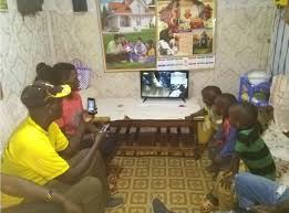 Rural King Security Light Boost For Tv Access Among Kenyas Underserved With