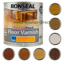 Ronseal Varnish Colour Chart Details About Ronseal Diamond Hard Coloured Floor Varnish 2 5l All Colours Free Delivery