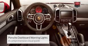 Steering Wheel Control Lights Not Working Porsche Dashboard Warning Lights A Comprehensive Visual Guide