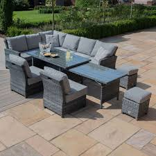 casual dining sets maze rattan casual