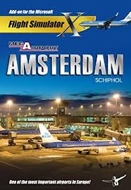 Mega Airport Amsterdam Add On Only Requires Fsx Or Fs2004