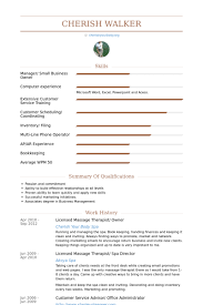 licensed massage therapist owner resume samples new massage therapist resume examples