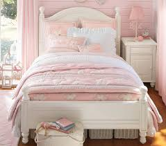 how to paint a wooden bed frame note sob story originalviews contemporary kids bedroom with pink pottery barn rug and white