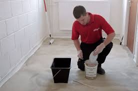 image of should i paint my concrete basement floor