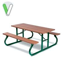 8 picnic table green valley 6 8 picnic tables portable loading zoom 8 seater round picnic