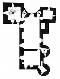 72 best plans images on pinterest architecture plan, floor plans House Extension Plans Perth elcho castle, plan, perth, scotland, castle house extension designs perth