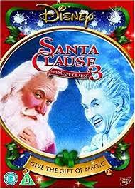 the santa clause 3 dvd. Unique Clause Santa Clause 3  The Escape DVD 2006 And Dvd H
