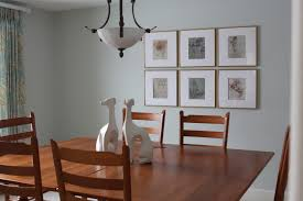 dining room with simple art apartment mirrors paintings sitting inspiration of wall ideas delightful 13