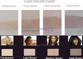 Lace Front Color Chart Cheap Virgin Human Hair Lace Frontals Factory Price