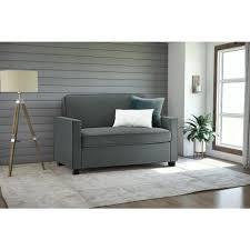 livingroom twin size sofa small canada sleeper sheets dimensions dorel casey black faux leather the