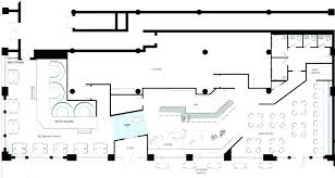restaurant table layout templates floor layout template