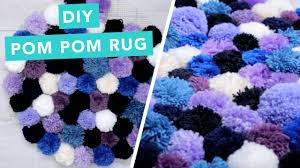 DIY Pom Pom Rug | Nailed It