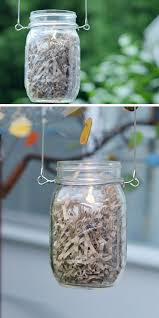 diy front porch decorating ideas. via pinkheelspinktruck hanging mason jar | click pic for 23 diy fall front porch decorating ideas diy a