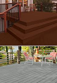 Behr Advanced Deckover Waterproofing Coatings For Wood And