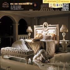 luxury french neoclassic bedroom furniture royal european bed set