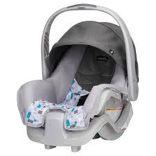 evenflo nurture infant car seat teal