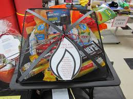alfa showing fire pit gift basket ideas