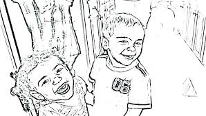 Turn Pictures Into Coloring Pages Turn Pictures Into Coloring Pages