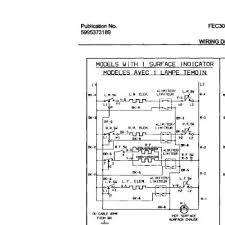 parts for frigidaire fecsabc wiring diagram parts frigidaire electric cooktop