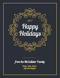 Happy Holiday Card Templates 200 Christmas Card Templates Christmas Fonts Christmas