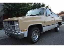 1983 Chevrolet Scottsdale for Sale | ClassicCars.com | CC-1038794