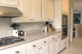 painted kitchen cabinets. Finished-painted-kitchen-cabinets-5 Painted Kitchen Cabinets E