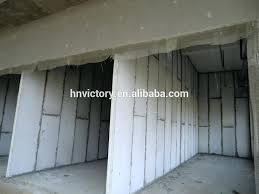 concrete wall panels interior prefabricated lightweight concrete interior partition wall panel making machine precast concrete wall